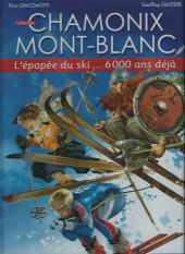 Chamonix Mont-Blanc -4- L'épopée du ski... 6000 ans déjà