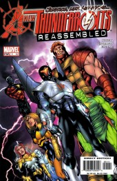 New Thunderbolts (2005) -1- One step forward