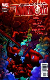 New Thunderbolts (2005) -3- Heavy burdens