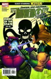 New Thunderbolts (2005) -4- Sword and claw