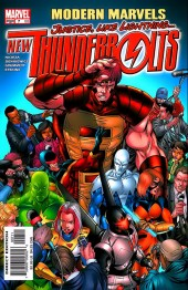 New Thunderbolts (2005) -7- Modern marvels