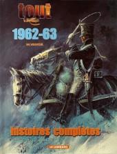 Tout Vance -1- Histoires complètes 1962-63