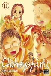 Chihayafuru -11- Tome 11