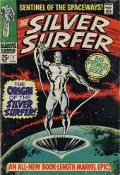 Silver Surfer Vol.1 (Marvel comics - 1968) -1- The origin of the silver surfer