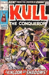 Kull the Conqueror (1971) -2- The shadow kingdom