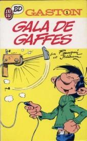 Gaston (Poche) -1- Gala de gaffes