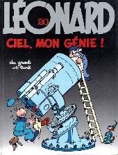 Léonard -20- Ciel, mon génie !