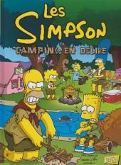 Les simpson (Jungle !) -1a2013- Camping en délire