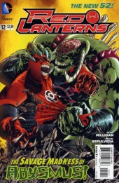 Red Lanterns (2011) -12- Nectar