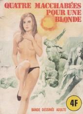 Série Bleue (Elvifrance) -5- Quatre macchabées pour une blonde