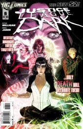 Justice League Dark (2011) -6- In the Dark, Post Modern: Bloody Reunion