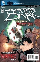 Justice League Dark (2011) -7- Red Blood, Dark Magic, part 1
