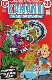 Kamandi, The Last Boy On Earth (1972) -2- Year of the rat!