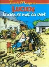 Lucien -4a- Lucien se met au vert
