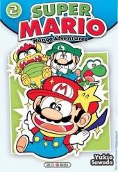 Super Mario - Manga Adventures -2- Tome 2