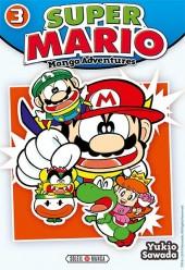 Super Mario - Manga Adventures -3- Tome 3