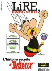 Astérix (Autres) -15- L'histoire secrète d'Astérix