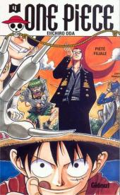 One Piece -4- Un chemin en pente raide