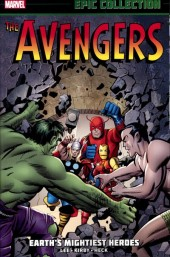 Avengers Epic Collection (The) (2013) -INT01- Earth's Mightiest Heroes