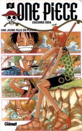 One Piece -9- Une jeune fille en pleurs