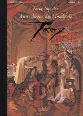 Lanfeust de Troy -HS3- Encyclopédie Anarchique du Monde de Troy (Second Volume: Les Trolls)