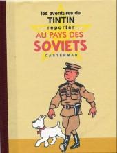 Tintin - Pastiches, parodies & pirates -PIR- Tintin au pays des soviets