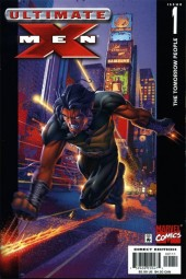 Ultimate X-Men (2001) -1- The Tomorrow People, part 1