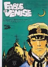 Corto Maltese -7TL- Fable de Venise