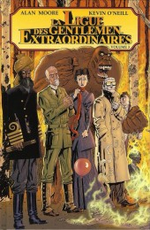 La ligue des Gentlemen Extraordinaires -3- La ligue des Gentlemen extraordinaires Volume 3