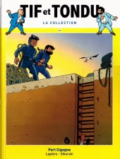 Tif et Tondu - La collection (Hachette)  -44- Fort Cigogne