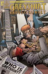 Greyshirt: Indigo Sunset (2001) -1- The Lure