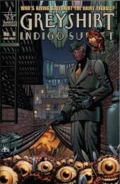 Greyshirt: Indigo Sunset (2001) -6- Shroom!