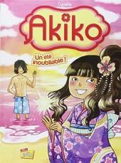 Akiko -2- Un été inoubliable !