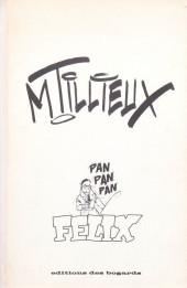 Félix (Tillieux) (N&B) -HS1- Felix