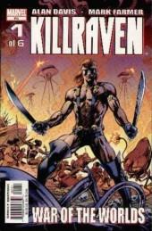 Killraven (2002) -1- War of the worlds