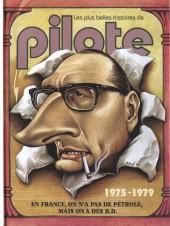 Les plus belles histoires de Pilote -3- 1975 - 1979