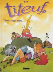 Titeuf -2- L'Amour, c'est pô propre...