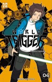 World Trigger -4- Tome 4