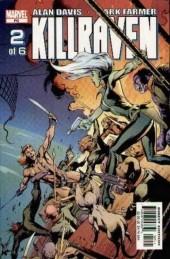 Killraven (2002) -2- Mint julep