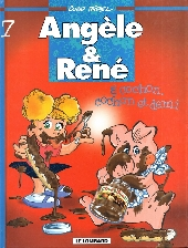 Angèle & René -7- À cochon, cochon et demi