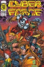 Cyberforce (Image Comics - 1993) -1- Killer instinct - prologue