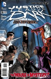 Justice League Dark (2011) -10- The Black Room, Part Two