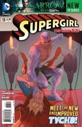 Supergirl (2011) -13- Sanctuary