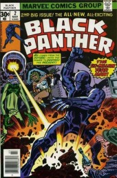 Black Panther Vol.1 (Marvel - 1977) -2- The six-million year man