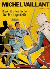 Michel Vaillant -12b1976- Les Chevaliers de Königsfeld