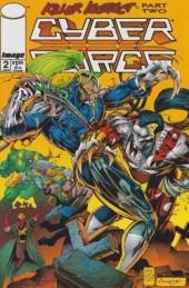 Cyberforce (Image Comics - 1993) -2- Killer instinct: chapter two