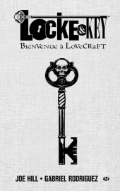 Locke & Key -1TL- Bienvenue à Lovecraft