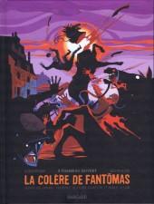La colère de Fantômas -3- À tombeau ouvert