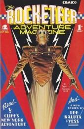 Rocketeer Adventure Magazine (The) (1988) -1- Cliff's New York adventure