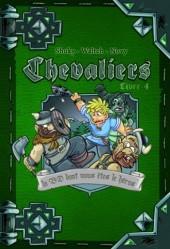 Chevaliers - Journal d'un héros -4- Livre 4 - Princesse Gargea